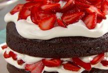 Cakes / Delicious cake