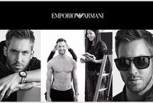 Calvin Harris, nová tvár značky Emporio Armani