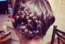 Hair♡  / by Kym Campbell