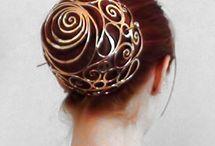Hair accessories/Vlasové ozdoby