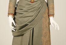1800 tallets kjoler