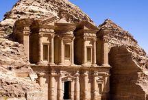 Jordanie / Avec les Covoyageurs,  Comme Lawrence d'arabie partez pour la Mystérieuse Jordanie pour un voyage entre terre et mer !