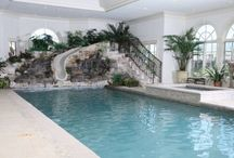 Future Home Indoor Pools/Stairs