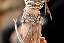 Combinación de pulseras