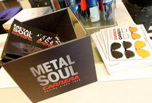 """Evento Carrera Metal Soul / La nuova collezione """"Metal Soul"""" di Carrera presentata presso lo store Salmoiraghi&Viganò in Corso Buenos Aires a Milano."""