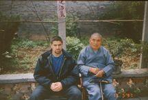 Shifu Kostas Mathiopoulos in China