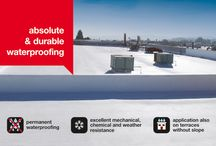 Absolute and durable waterproofing / ISOFLEX-PU 500: One-component polyurethane liquid waterproofing membrane