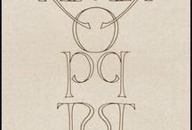 typography (Steampunk)