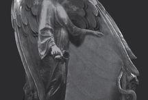 Projekty rzeźb / Autorskie graficzne projekty rzeźb