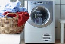 aceto e bucato in lavatrice