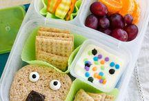 School Lunches / by Rachel Mclean