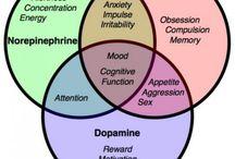 dopamine / technisch gezien de enige 2 dingen die je leuk vindt