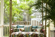 Backyard Oasis / by Jocelyn Cooper