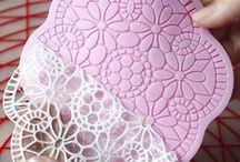 Mat para sugarveil !!! / Mat para hacer sugarveil o encajes de azúcar  De diferentes tamaños y diseños