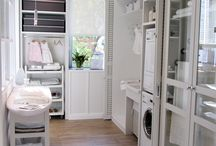 Interiors: Laundry Rooms we ♥
