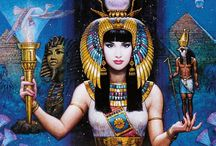 Egipskie Boginie