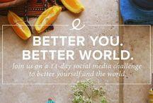 Better You, Better World / by Ashley Jenne