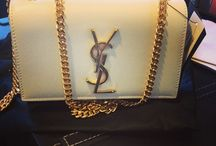 My imaginary purse closet