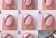Nails  / by Amigis porsiempre