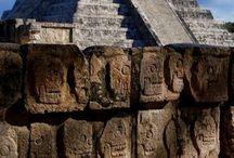 Aztec, Maya, Inca / by Kelli Warren