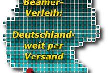 Beamer-Verleih in Oberhausen-Rheinhausen / Beamer-Verleih in Oberhausen-Rheinhausen * verschiedene Helligkeit-Klassen * zahlreiche Pauschalen * Sie möchten eine Foto-Show, eine PowerPoint-Präsentation, Filme + Serien oder eine Live-Übertragung (z. B. am Fußball-Abend) anschauen und evtl. mit Freunden genießen. * Mit einem meiner Beamer, ggf. mit Zubehör wie Leinwand, Flipchart oder Whiteboard klappt das prima. * Infos, Preise & Videos zu Geräten + technischen Hintergründen gibt's unter http://www.beamer-verleih-karlsruhe-mannheim.de