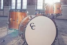 C&C Drums / by Charles Morel