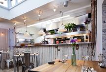 Inspirational Restaurant or Bar Interior Design