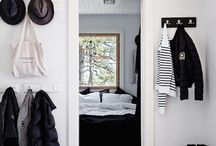 The Home : Mudroom