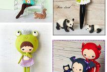 Куколки pdf из фетра