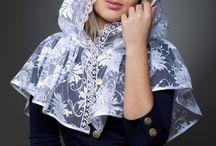 платок для храма