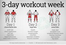 Exerciții pentru tot corpul