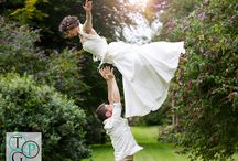 Extraordinary Wedding Images / Wedding images with a unique twist
