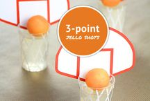 Game Day Food Madness / Make your hoop dreams come true with these basketball-inspired ideas. For more, visit: http://www.sheknows.com/tags/march-madness.