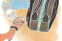 Carlos Aponte Ilustrator / by Virginia Torano