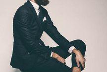 Hairy faces / Bearded men