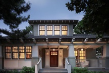Bungalows / Love..love..love this style of home!
