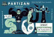 Beer Bottle Label Designs