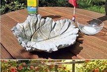 Garden art & decor