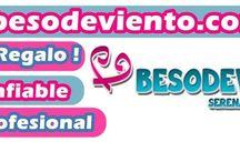 Besodeviento Serenatas Telefónicas / El mejor regalo que puedas dar.....aquí está!! www.besodeviento.com!!! Que esperas?