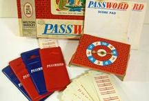 Vintage Games / by Lee Timer