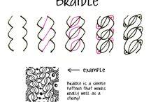 Zentangles & Doodles / by Jane Harris