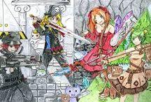 Epic battle fantasy