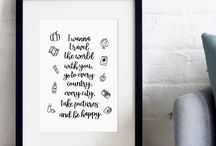 Our Not On The High Street Prints