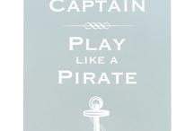 Aménagement/Décoration thème Pirate