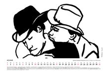 Filmowy Kalendarz Muzeum Erotyzmu na 2015/2016 rok / Calendar Erotic in Cinema / Filmowy Kalendarz Muzeum Erotyzmu na 2015/2016 rok