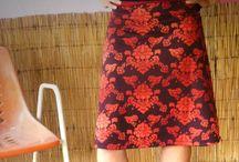 Couture -vêtements femmes / vêtements réalisés, modèle patron, astuces couture