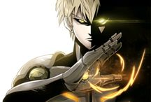 ANIME-One Punch Man / favorite characters of one punch man