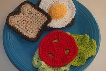 crochet nourriture
