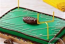 Touchdown Treats / These sweets are sure to score with your guests for the big game! #football / by Pillsbury Baking