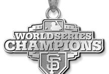 San Francisco Giants Jewelry / Celebrate the 2012 World Series champions with officially licensed jewelry and watches.  Shop over 80 styles of San Francisco Giants necklaces, earrings and much more. / by Joy Jewelers